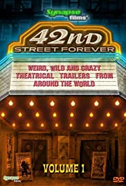 42nd Street Forever, Volume 1 (2005) Poster - Movie Forum, Cast, Reviews