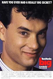 Big (1988) Poster - Movie Forum, Cast, Reviews