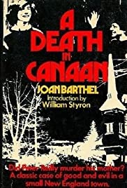 A Death in Canaan Poster
