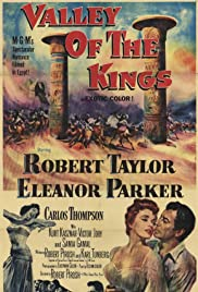 Valley of the Kings Poster