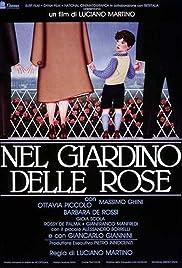 Nel giardino delle rose Poster