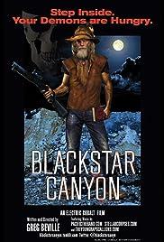 Blackstar Canyon Poster