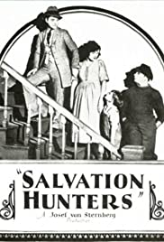 The Salvation Hunters (1925) Poster - Movie Forum, Cast, Reviews