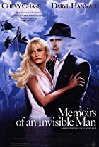 Memoirs of an Invisible Man (1992) Poster