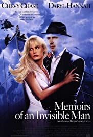 Memoirs of an Invisible Man (1992) Poster - Movie Forum, Cast, Reviews