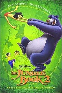 Poster Das Dschungelbuch 2
