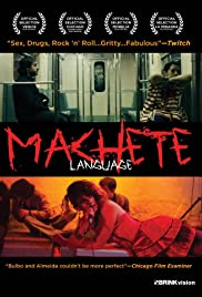 Machete Language Poster