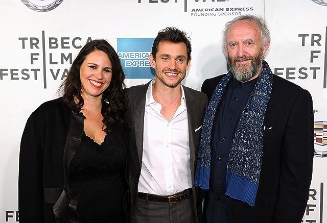 Jonathan Pryce, Hugh Dancy, and Tanya Wexler at Hysteria (2011)