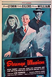 Strange Illusion (1945) Poster - Movie Forum, Cast, Reviews