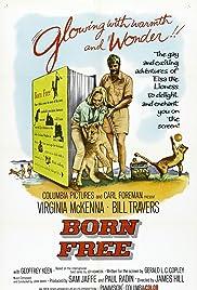 Born Free(1966) Poster - Movie Forum, Cast, Reviews