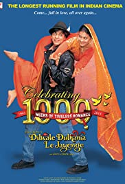 Dilwale Dulhania Le Jayenge (1995) 720p BluRay Rip - x264 AC3 5.1 (Untouched) - ESub 4.4GB