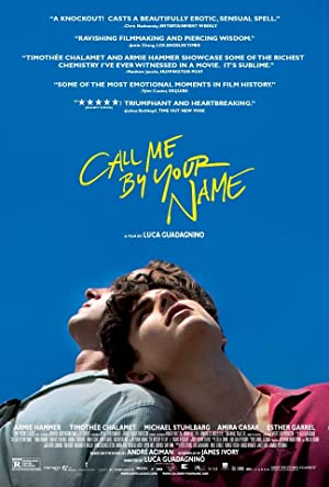 Foto van Call Me by Your Name