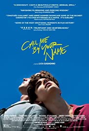 Image result for call me by your name poster imdb