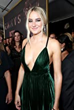 Shailene Woodley at an event for The 69th Primetime Emmy Awards (2017)