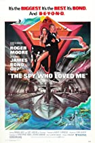 The Spy Who Loved Me (1977) Poster
