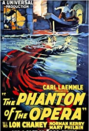 The Phantom of the Opera Poster