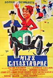 Miss Catastrophe Poster