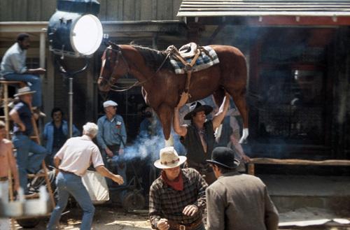 Alex Karras in Blazing Saddles (1974)