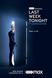 Last Week Tonight with John Oliver - Season 5 poster