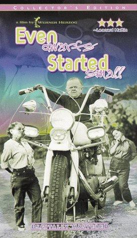 Auch Zwerge haben klein angefangen (1970)