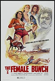 The Female Bunch (1971) Poster - Movie Forum, Cast, Reviews