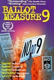 Ballot Measure 9 Poster
