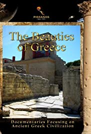 The Beauties of Greece Poster