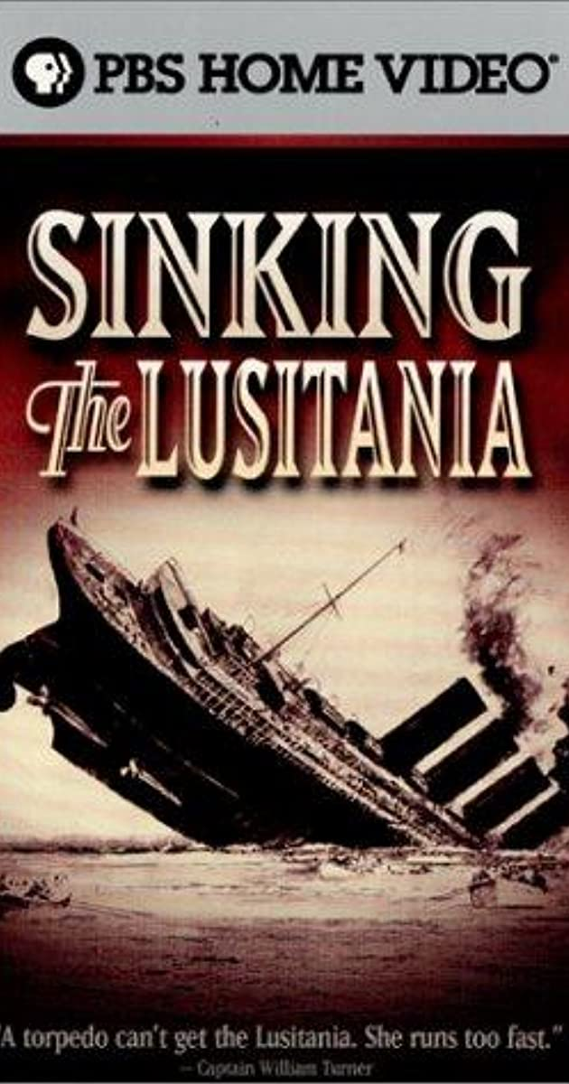 Amazon.com: Last Voyage of the Lusitania, The: Martin Sheen, Peter ...