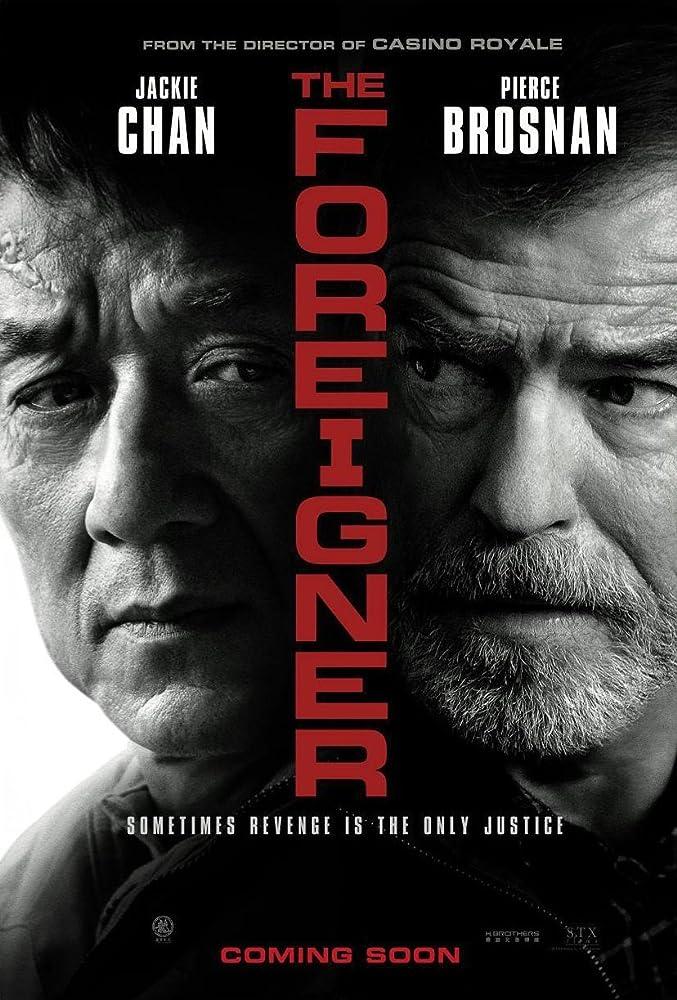 The Foreigner (2017), filme online HD subtitrat în limba Română