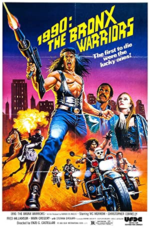 1990: The Bronx Warriors poster
