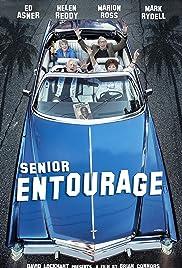 Senior Entourage Poster