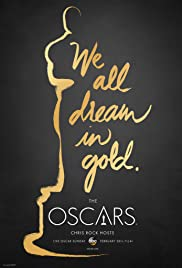 The 88th Annual Academy Awards Poster