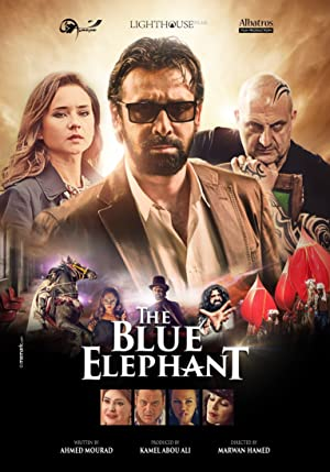 watch The Blue Elephant full movie 720