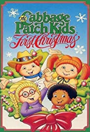 Cabbage Patch Kids: First Christmas Poster