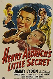 Henry Aldrich's Little Secret Poster
