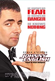 Johnny English (English)