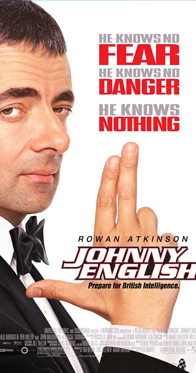 Super Džonis / Johnny English (2003) Online