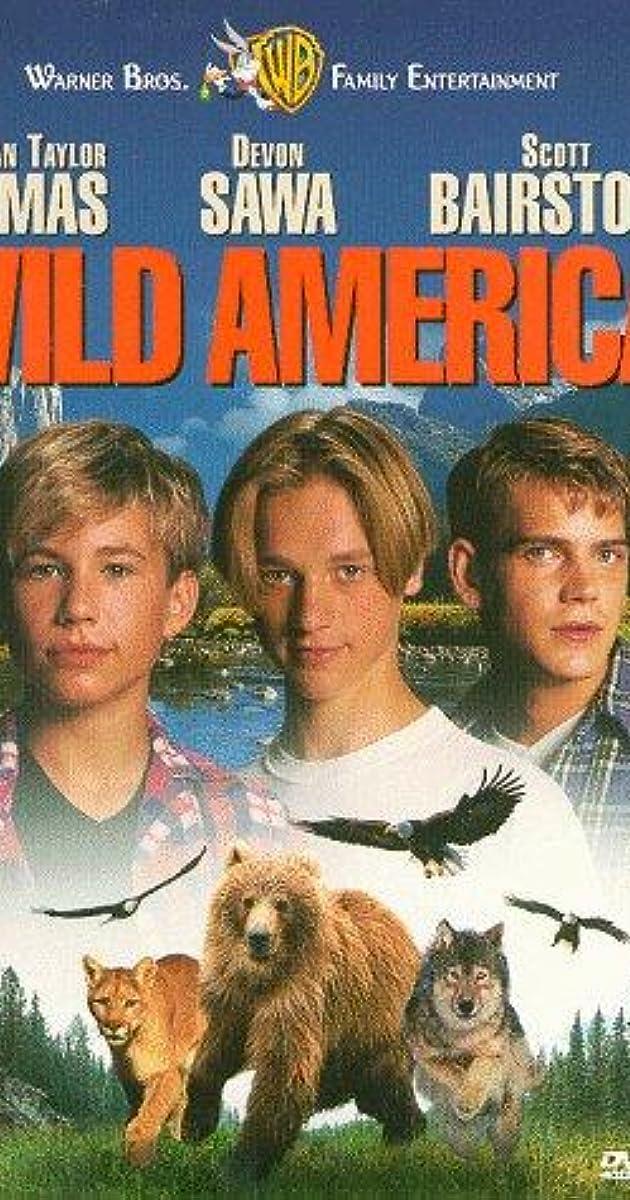 wild america 1997 imdb