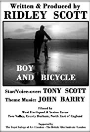 Boy and Bicycle (1965) Poster - Movie Forum, Cast, Reviews