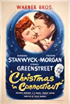 Christmas in Connecticut (1945) Poster