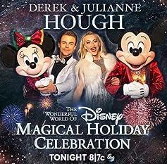 wonderful world of disney christmas celebration