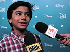IMDb on the Scene: 'The Jungle Book' Cast on Approaching a Beloved Story