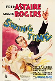 Swing Time (1936) Poster - Movie Forum, Cast, Reviews