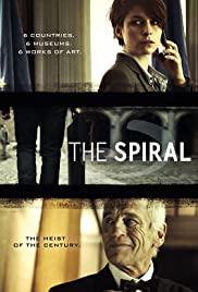 The Spiral Poster - TV Show Forum, Cast, Reviews