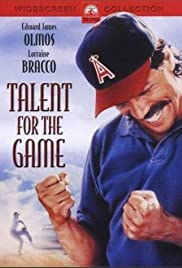 Talent for the Game (1991) Poster - Movie Forum, Cast, Reviews