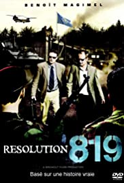 Résolution 819 (2008) Poster - Movie Forum, Cast, Reviews