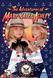 The Adventures of Mary-Kate & Ashley: The Case of the United States Navy Adventure Poster