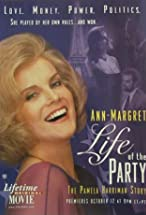 Primary image for Life of the Party: The Pamela Harriman Story