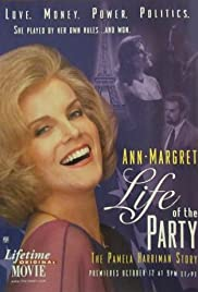 Life of the Party: The Pamela Harriman Story Poster