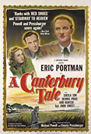A Canterbury Tale (1944) Poster - Movie Forum, Cast, Reviews